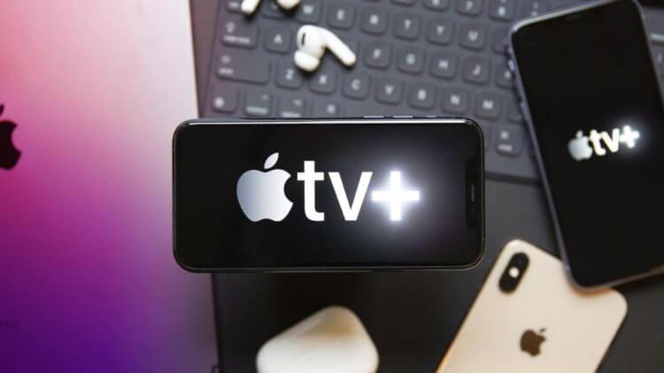 Apple может сделать Apple TV+ бесплатным еще на год