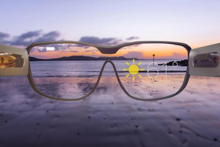 Умные очки Apple смогут подстраиваться под ваше зрение