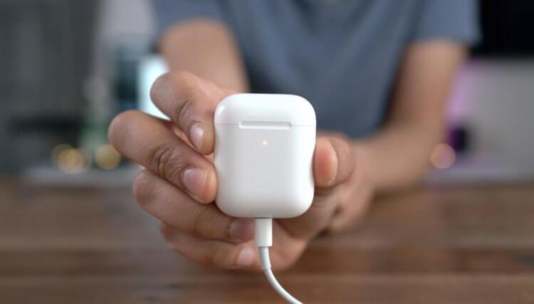 Новый механизм iOS 14 продлит срок службы аккумуляторов AirPods