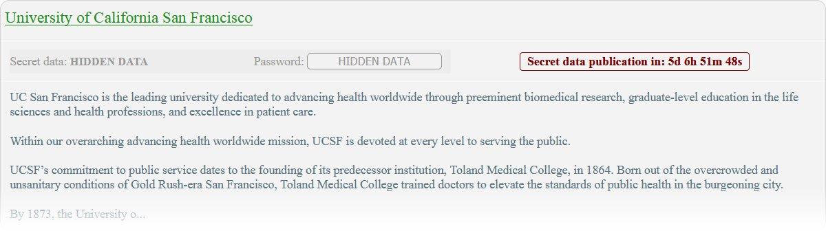 Калифорнийский университет в Сан-Франциско заплатил вымогателям больше миллиона долларов