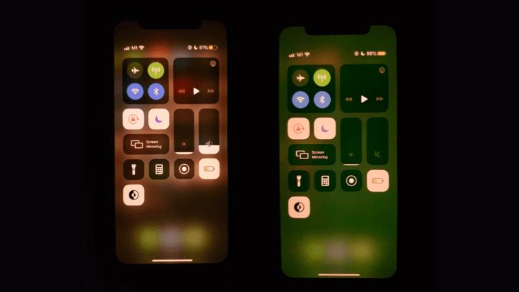 Пользователи пожаловались на зелёный экран iPhone 11 после обновления до iOS 13.5