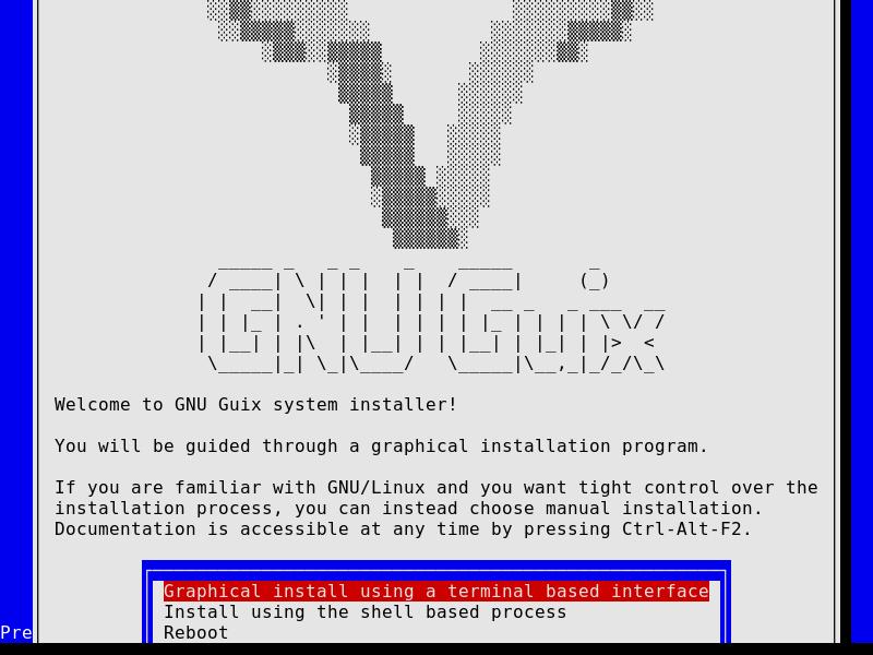 GNU GuixSD. Знакомимся с операционкой нового поколения