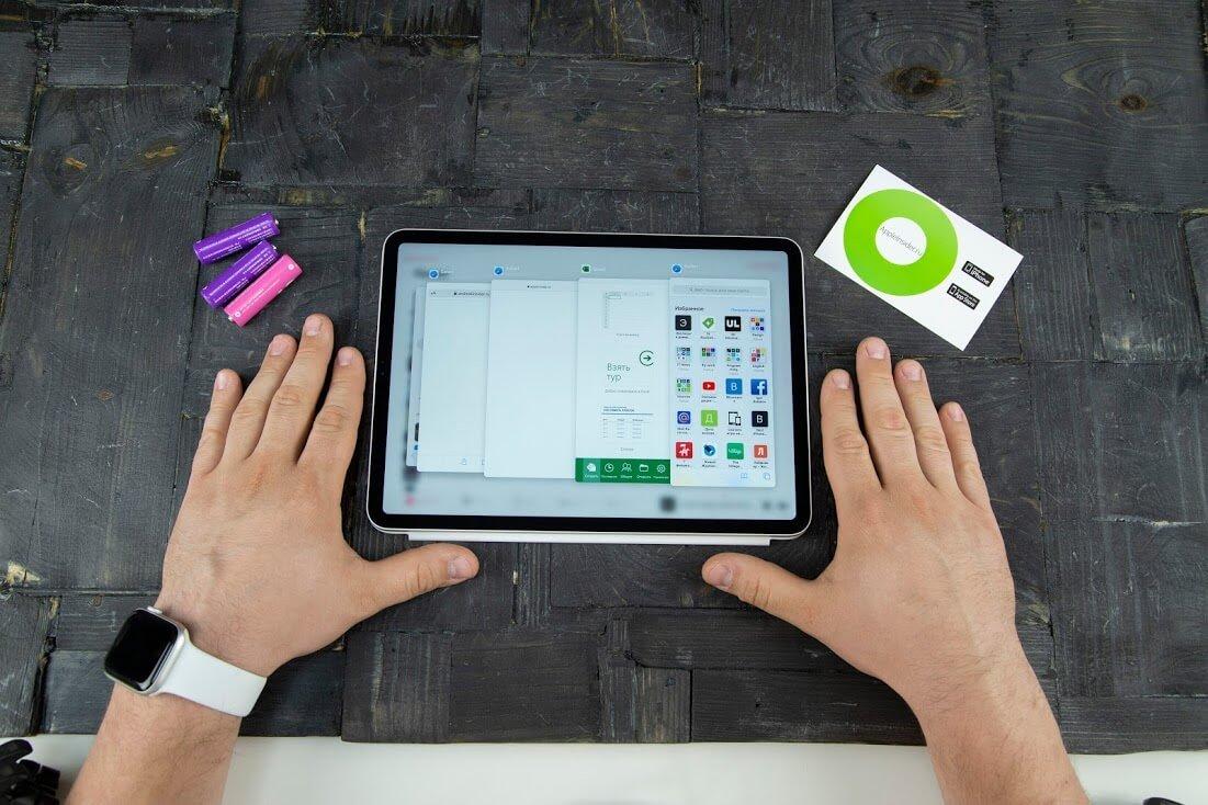 Как я начал пользоваться iPad совсем по-другому