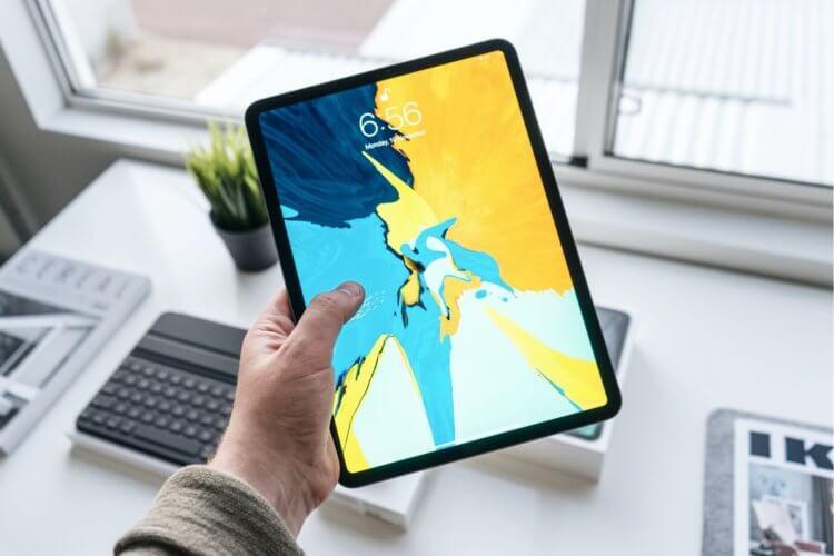 Похоже, iPad Pro 12.9 с mini-LED экраном все же выйдет в этом году