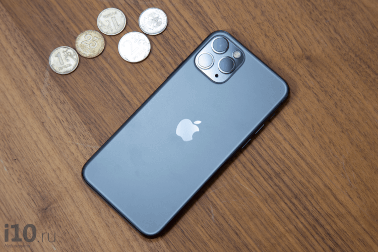 Как коронавирус повлиял на продажи iPhone