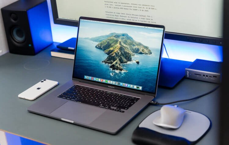 MacBook Pro 16″ получил новую графику от AMD, а Mac Pro — SSD Kit на 8 ТБ