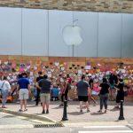 Что все-таки случилось с Apple и Apple Store?