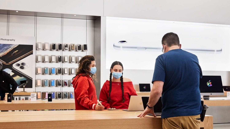 Продажи Mac сильно упали — и коронавирус сделает все только хуже