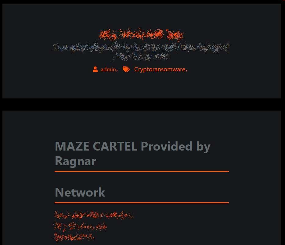 Операторы шифровальщиков Maze, LockBit и Ragnar Locker объединили усилия