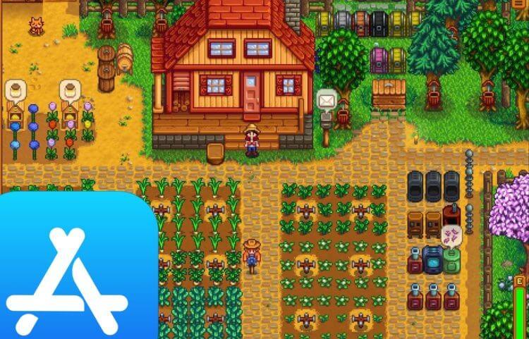 Мегапопулярная RPG на iOS и другие скидки в App Store