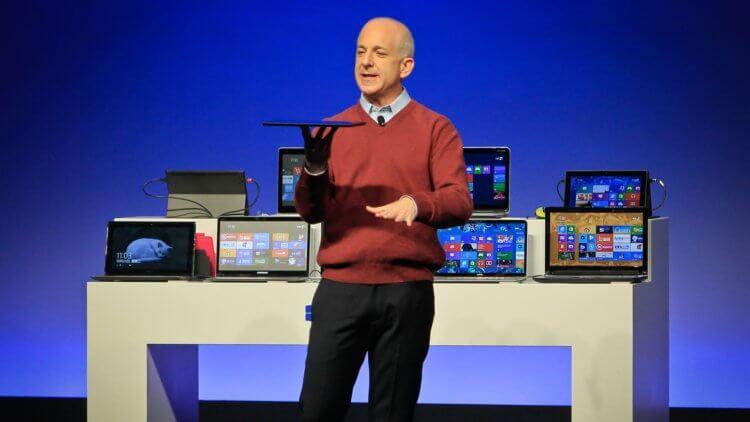 Бывший глава Windows похвалил Apple за перевод Mac на мобильные чипы