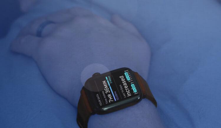 Нет сил ждать watchOS 7? Вот как отслеживать сон на Apple Watch уже сейчас
