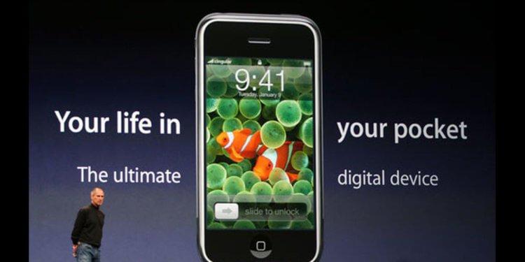У Apple хотят отнять права на жест Slide-to-Unlock. Кто его придумал на самом деле?