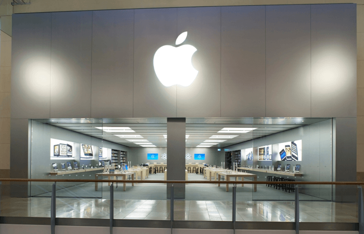 Apple закрыла 11 Apple Store — снова из-за коронавируса