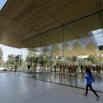 Антисептики, маски и ограничение в работе лифтов: как Apple выводит сотрудников в офисы