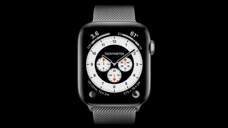 Apple представила watchOS 7 с контролем мытья рук и трекером сна