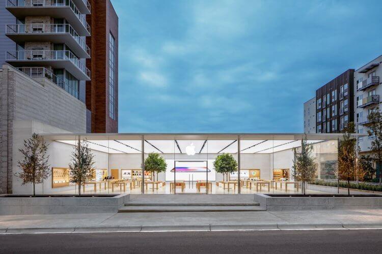 Apple закрыла 77 магазинов в США — и это еще даже не вторая волна коронавируса