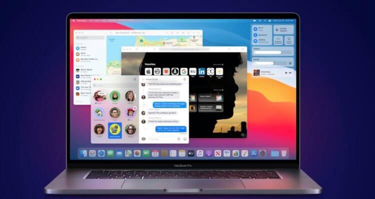 Что нового в macOS Big Sur? Обзор основных функций