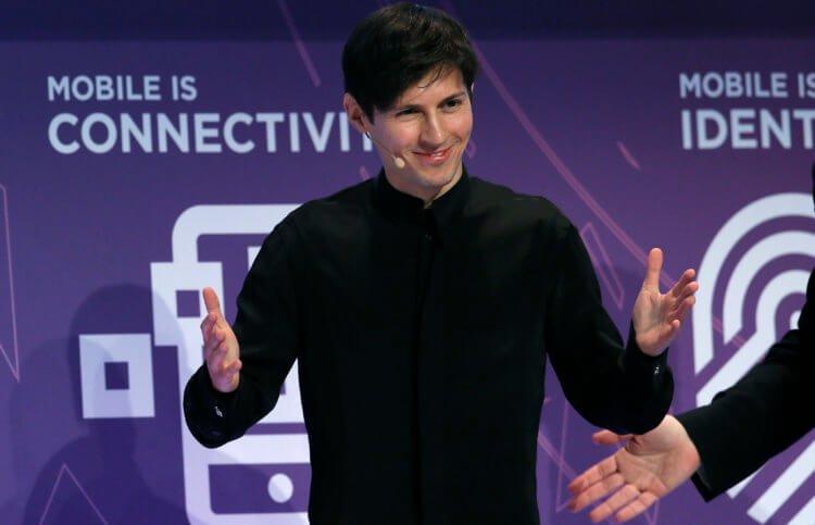 Павел Дуров рассказал, почему владельцы iPhone должны беспокоиться