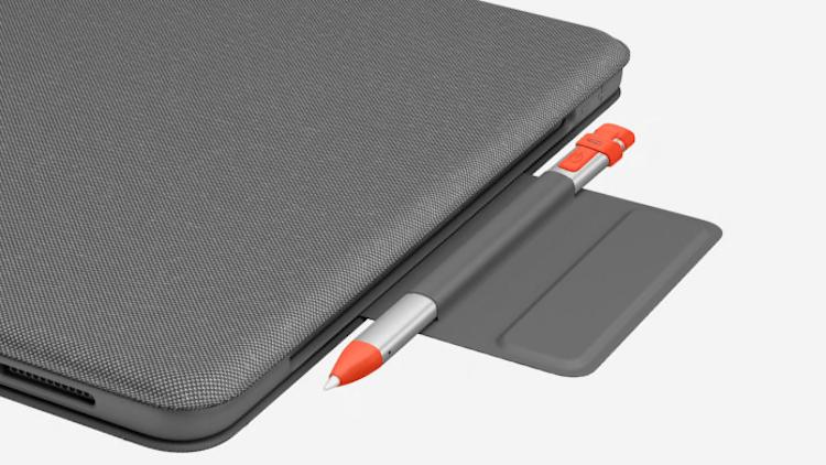 Logitech выпустила копию Magic Keyboard для iPad. И она в два раза дешевле