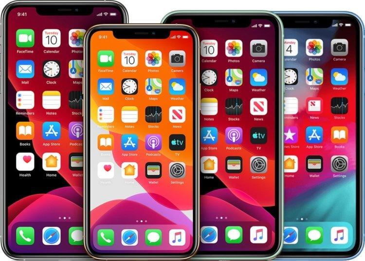 Не все версии iPhone 12 будут поддерживать сети 5G