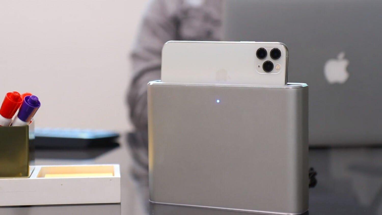 Дезинфектор для iPhone собрал 150 000 долларов на Kickstarter — и вы пока можете его купить