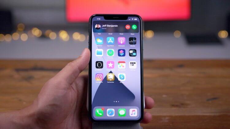 Как на айфоне сделать входящий звонок баннером или во весь экран