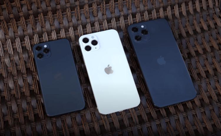 В iOS 14 beta 3 нашли отсылку к iPhone с экраном 5,4 дюйма