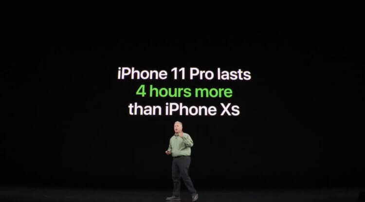 Какой аккумулятор будет у iPhone 12