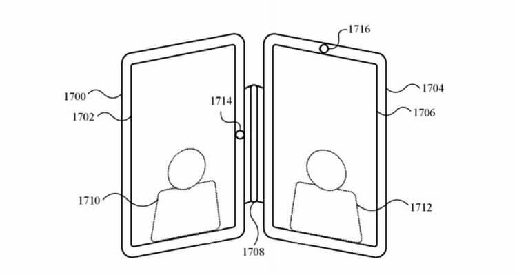 Забудьте про складной iPhone: Apple придумала кое-что получше