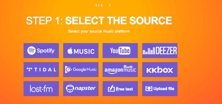 Как перенести музыку из Apple Music и Яндекс.Музыки в Spotify