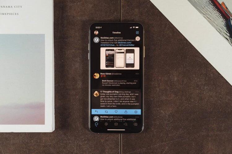 Twitter возвращает опросы и другие функции в сторонние приложения