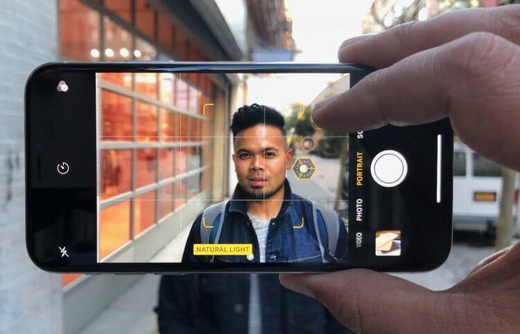 Как размыть видео на айфоне