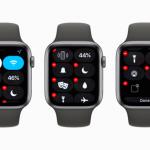 В watchOS 7 появилась настройка центра управления — как ее включить