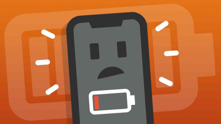 Пользователи iPhone пожаловались на быструю разрядку из-за iOS 13.6