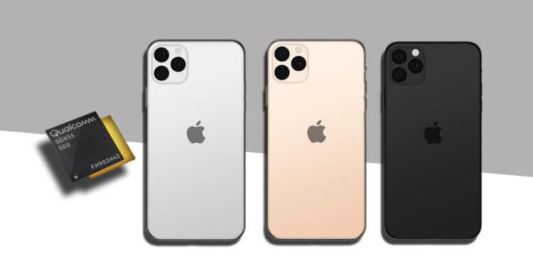 Apple может удешевить производство iPhone 12 из-за 5G. Пострадает аккумулятор