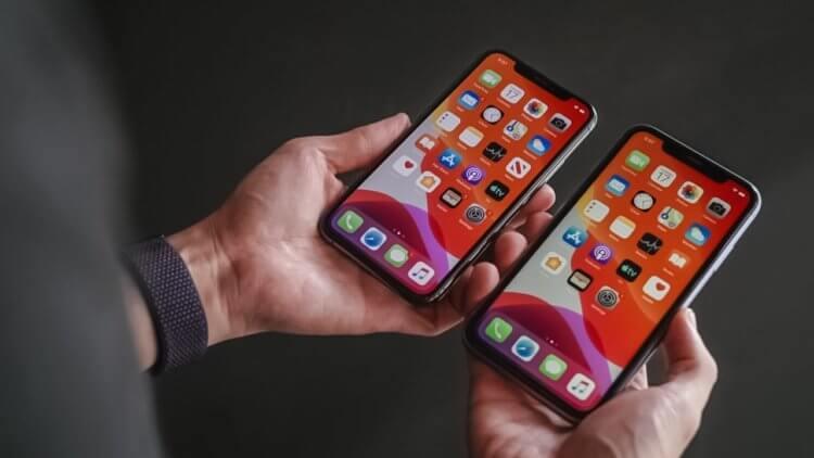 Дауншифтинг поневоле, или Кто влияет на новые функции iPhone 12