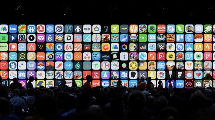Более 1000 приложений и игр из App Store обвинили в слежке