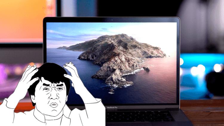 Почему macOS Catalina такая ужасная?