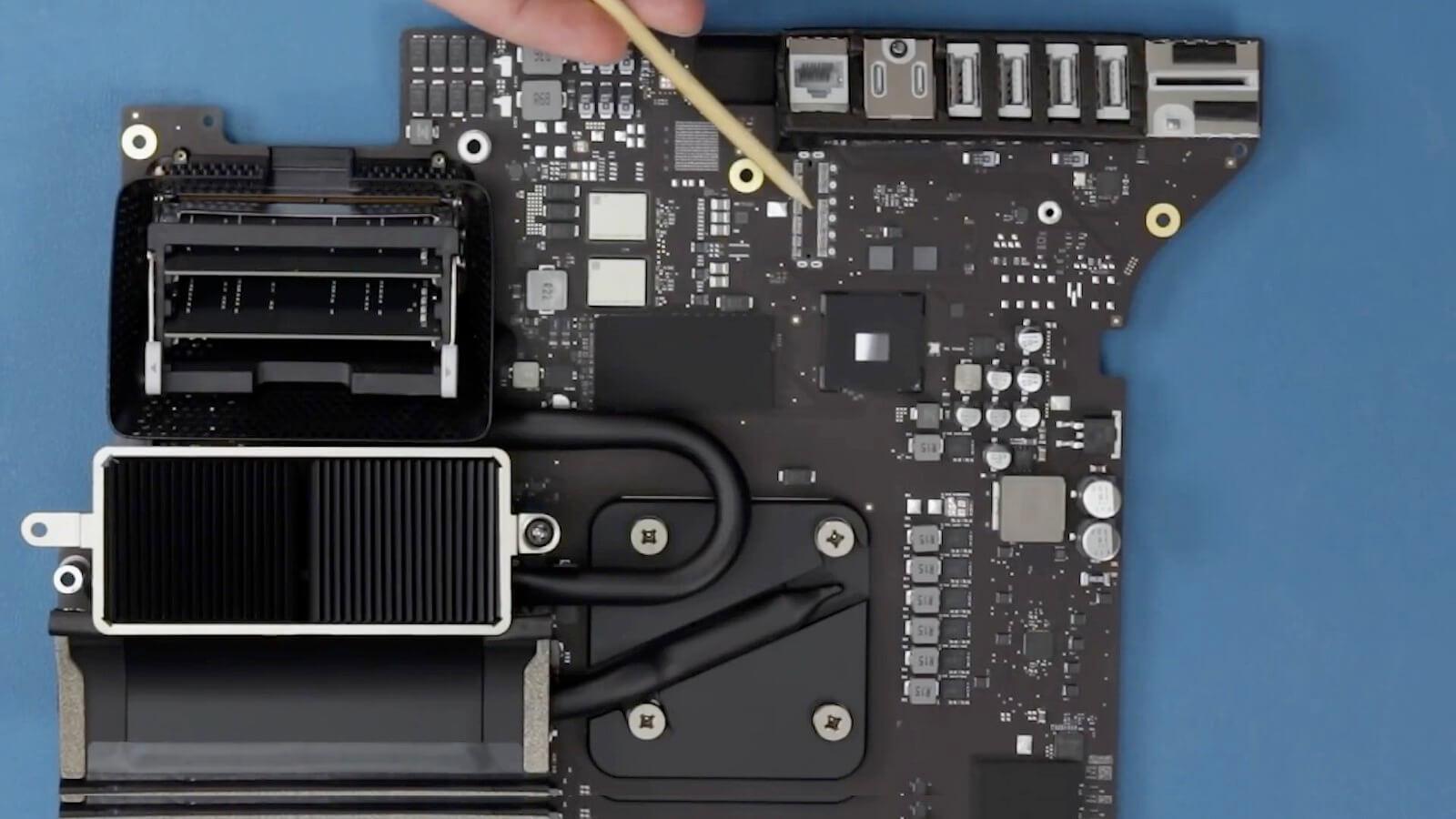 Новый iMac 2020 разобрали на части. Чем он отличается от iMac 2019