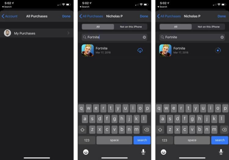 Где взять Fortnite для iPhone после удаления из App Store