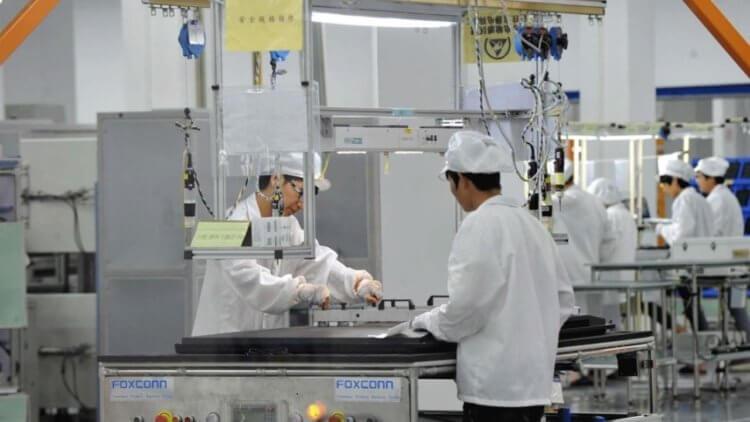 В Мексике построят завод по производству iPhone. Зачем?