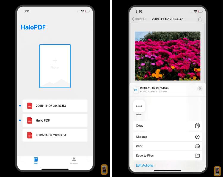 Как создать PDF на iPhone? Подборка приложений со скидками в App Store
