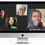 Apple выпустила новый iMac с матовым стеклом и камерой 1080p