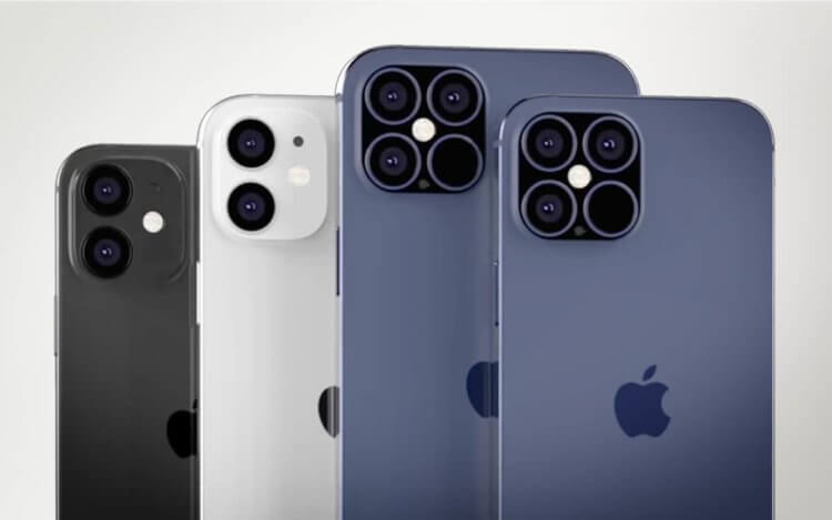 Когда на самом деле покажут iPhone 12?