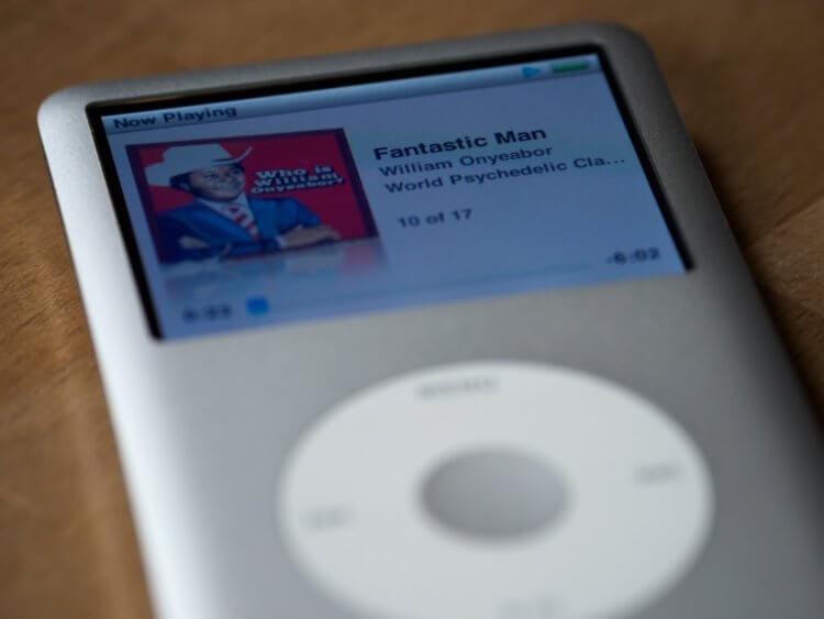 Зачем Apple разрабатывала секретную версию iPod