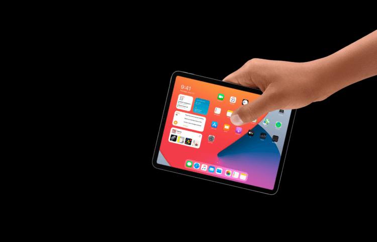 Какой размер будет у iPad mini 6, если убрать Touch ID? Спойлер: идеальный