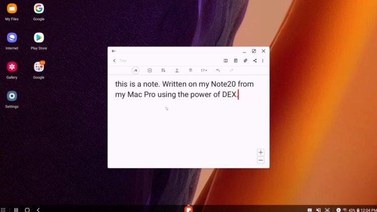 5 функций Galaxy Note 20, которые я жду в iPhone 12