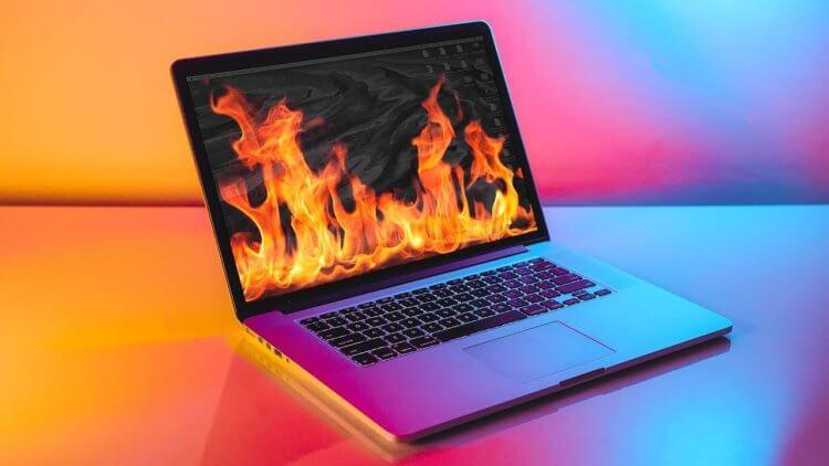 Почему MacBook перегревается и как это исправить