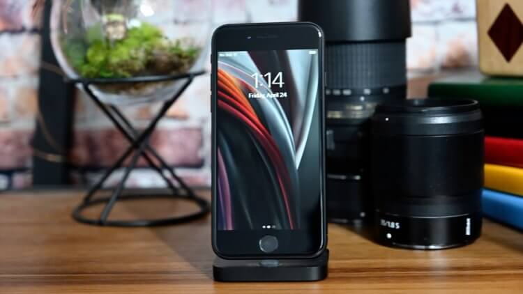Стоит ли менять iPhone 7 на iPhone SE 2020